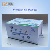 Gift Box Wt50-Ez를 가진 다기능 Smart Children Watch GPS Tracker