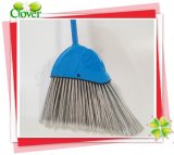 Una buena calidad y la parte superior de limpieza domésticos Escoba de plástico de la venta de suministros de decisiones