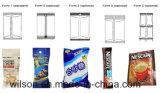 Máquina de empacotamento automática do açúcar brasileiro