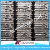 Cadre gris de sable de tache de rouille de flacon de moulage de flacons de bâti de haute précision