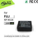 batterie de l'appareil photo numérique 1600mAh pour Fujifilm Np-W126