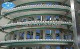 Toren van het Brood van het Roestvrij staal van Bakey de Spiraalvormige Koel