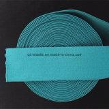 Het zachte Elastiek van de Broeksband Spandex van de Rek van de Textuur Goede Nylon