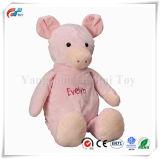 개인화된 채워진 암소/강아지/돼지/사자/고양이 연약한 아기 장난감