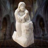 Scultura di scultura di marmo naturale delle statue