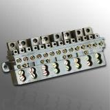 力メートル(MLIE-TB004)のための三相DINの端子ブロック