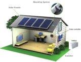Système d'alimentation solaire de picovolte de solution de système domestique d'offre 10kw