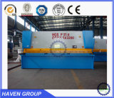 QC11Y-12X3200 Guillotine hydraulique de cisaillement et de machine de coupe
