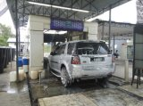 Equipo de lavar automática coche del túnel y la arandela del coche 2016