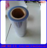 Color azul de embalaje PVC/PE película formando Materical ampolla de plástico de 0,3 mm de espesor producto