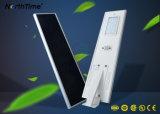 7000lm 60W Painel Solar Street Telefone Exterior da lâmpada de controle de aplicativos