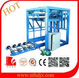 Machine de fabrication de briques en béton interverti hydraulique automatique
