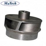 C'est précisément le rotor de pompe centrifuge de moulage en acier inoxydable