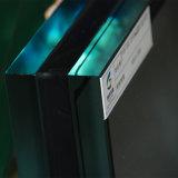 Double vitrage en verre+19+2119mm d'un mm de verre de sécurité transparent trempé