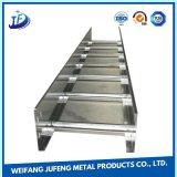 OEM het Stempelen van het Metaal Brug van Vestingmuur van het Staal van de Steeg van de Component de Dubbele Draagbare