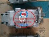 Bomba de la hidráulica de la máquina de los carros de vaciado de Factory~Genuine KOMATSU: HD255-5. Wa420-3. Wa400-3 bomba de engranaje hidráulica del motor SA6d125-2: 705-52-30360 recambios