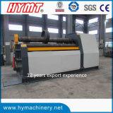 Machine hydraulique de dépliement en acier et de roulement de plaque du rouleau W12S-16X2500 4