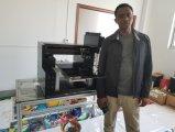 Printer van de T-shirt van de Machine van de Druk van de T-shirt van de Prijs van de fabriek de StraalA3