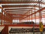 Construction en acier préfabriqués Factory Workshop