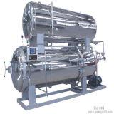 Máquina automática de esterilizador de alimentos para pulverização a vapor