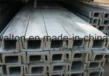 Оцинкованной стали канал используется для строительства