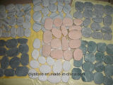 Mattonelle di pietra naturali verdi della decorazione delle mattonelle