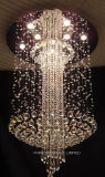 Lâmpada do teto de Phine grande com o cristal para a HOME ou o hotel