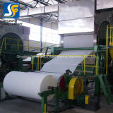 Papier de soie Machine Company/ Rouleau de papier toilette Making Machine Processus de fabrication