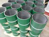 Pétrole de pétrole chaud de la vente api 5CT N80q enfermant le couplage de pipe sans joint et de tuyauterie d'acier inoxydable