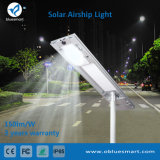 IP65 Die-Casting Rua Solar exterior de alumínio leve com fonte de luz