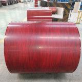PPGIは電流を通されたコイルのカラーによって塗られた鋼鉄をPrepainted