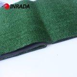 El verde césped Césped Artificial Césped indoor golf tejido/
