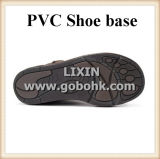 Sola em PVC maleável a linha de produção de injecção