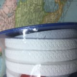 Witte PTFE Verpakking, TeflonVerpakking, de Verbinding van de Verpakking voor Industriële Verbinding
