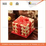 Оптовая причудливый выполненная на заказ квадратная коробка подарка