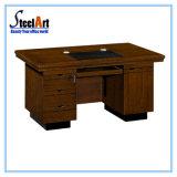 Büro-Möbel-hölzerner Computer-Schreibtisch mit Fächern