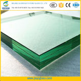 Стекло китайской поставщика ясности безопасности толщины 19mm ультра прокатанное