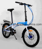 Fashinable 20 bicyclette se pliante de vitesse du bâti 7 d'alliage d'aluminium de pouce