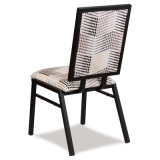Cateringのための熱いSale Comfortable Stacking Aluminum Hotel Chair