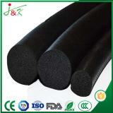 Шнур Viton высокого качества черный резиновый для запечатывания