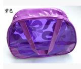 Bolso promocional del regalo del PVC de la impresión hermosa con la manija