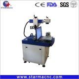 금속 Plastic/SUS/Jewelry를 위한 자유로운 납품 20W 광섬유 Laser 표하기 기계