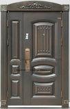 2017最上質の指紋ロックの鋼鉄機密保護のドア(EF-S121)