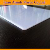 strato acrilico di colore bianco 5mm PMMA di 3mm per la casella chiara acrilica
