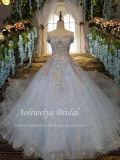 Цвет новейшей конструкции Aoliweiya свадебные платья 110114