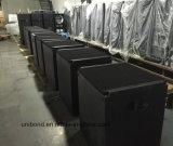 TwヴィエラS33は18inch専門の可聴周波催し物のスピーカーの補助的な低音を選抜する