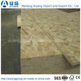 panneau bon marché des prix OSB de 4FT*8FT de Shandong