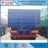 40FT 3 Wellen-Vielzweckladung-/Behälter-Transport-halb Schlussteil für Sino Truk Traktor