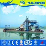 L'exportation de la machine Julong marchés outre-mer drague d'or de la chaîne de godet