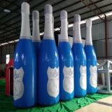 Modèle gonflable de produit, bouteille pour la publicité de produit (M-008)